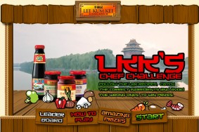LEE KUM KEE GAME PROMOTION