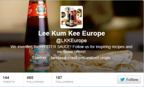 Lee Kum Kee Europe on Twitter
